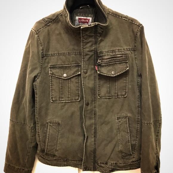 Levis Mens Jacket